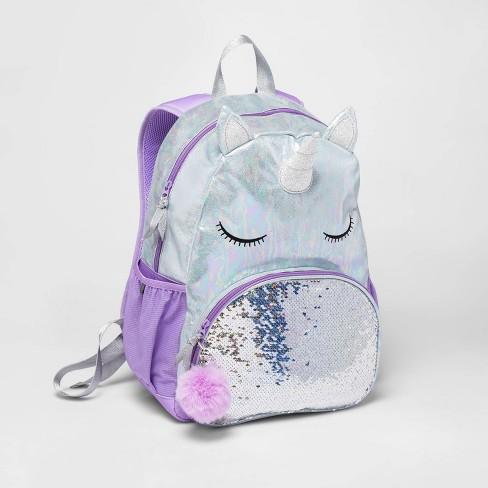 Kids' Novelty 16.75'' Backpack Unicorn - Cat & Jack™ - image 1 of 4
