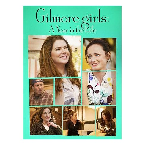 Gilmore Girls: Year In The Life (DVD) - image 1 of 1