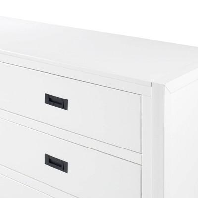6 Drawer Classic Bedroom Dresser - Saracina Home : Target