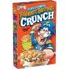 Cap'n Crunch Peanut Butter Crunch Breakfast Cereal - 12.5oz - image 2 of 4