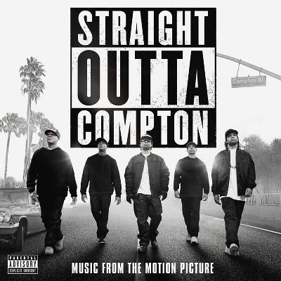 Straight Outta Compton - Soundtrack [Explicit Lyrics] (CD)