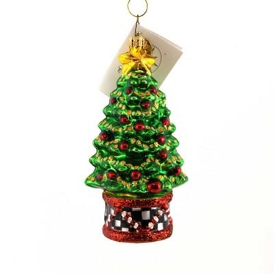 Christopher Radko Miss Caycee's Holiday Tree Christmas Tree Star  -  Tree Ornaments