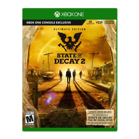 State of Decay 2 Ultimate Edition - Xbox One - image 1 of 6