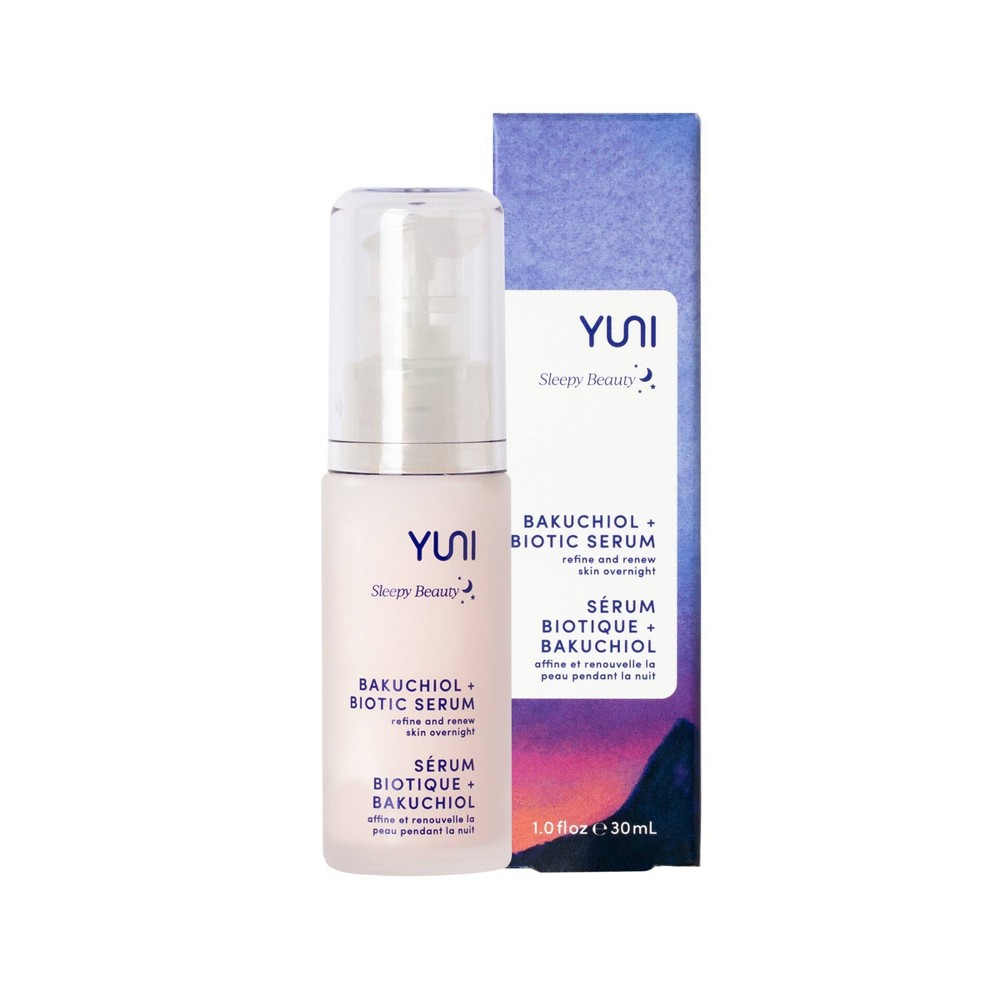 Image of YUNI Beauty Sleepy Beauty Bakuchiol and Biotic Serum - 1 fl oz