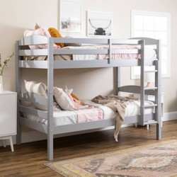 Solid Wood Bunk Bed - Saracina Home