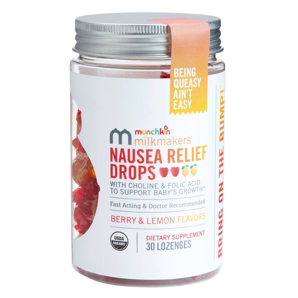 Image of Milkmakers Nausea Relief Drops For Pregnancy - 30ct