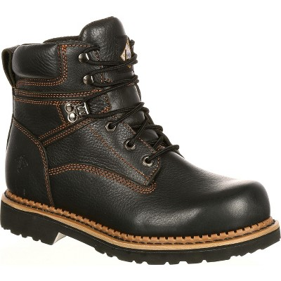 Men's Lehigh Safety Shoes Steel Toe Static-Dissipative Work Boot