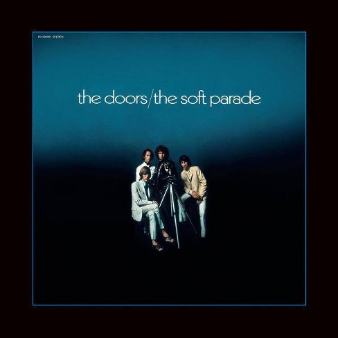 The Doors - Soft Parade (50th Anniversary Deluxe Edition) (CD) - image 1 of 1