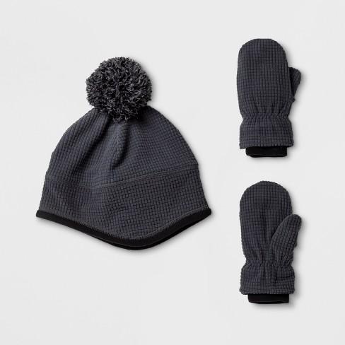 Handwear And Headwear Sets Igloos Gray   Target 0c1090280a90
