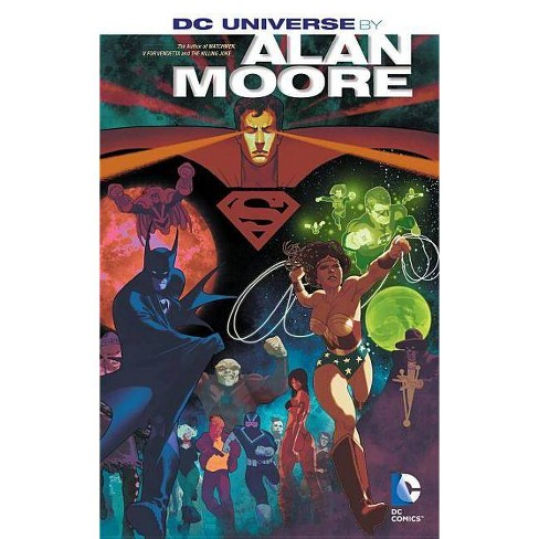 DC Universe by Alan Moore - (Paperback) - image 1 of 1