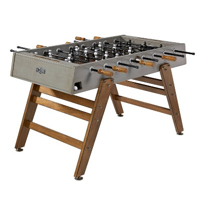 "Hall of Games Kinwood 56"" Foosball Table - Brown"