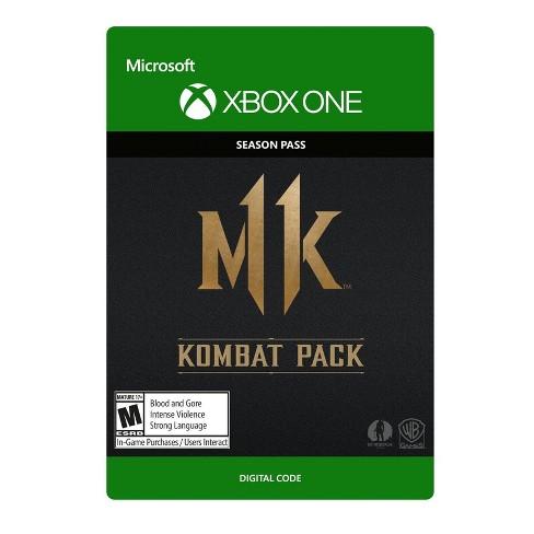Mortal Kombat 11: Kombat Pack - Xbox One (Digital) - image 1 of 1