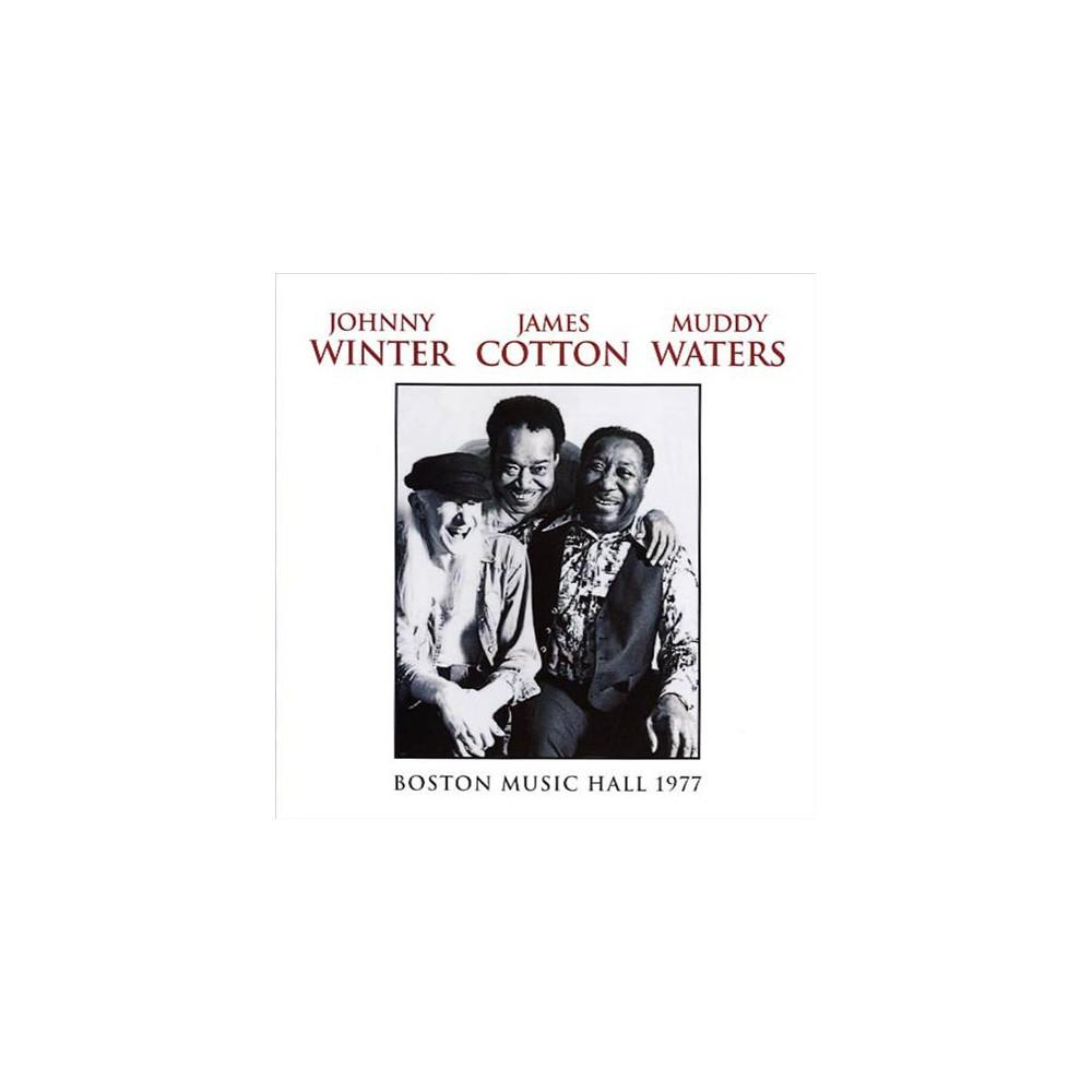 Johnny Winter - Boston Music Hall 1977 (Vinyl)