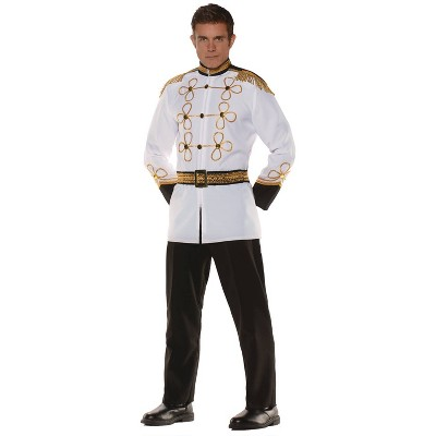 Adult Prince Charming Halloween Costume XXL