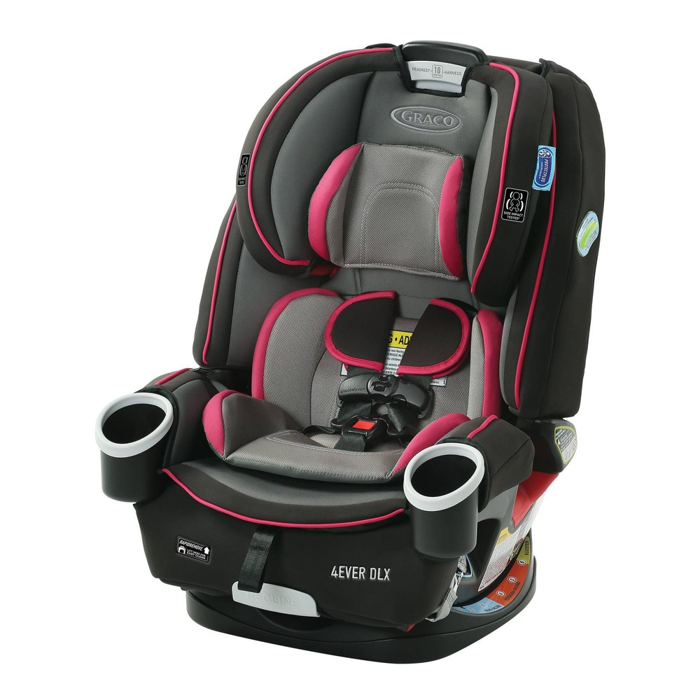 Image of Graco 4Ever DLX 4-in-1 Convertible Car Seat - Rylah