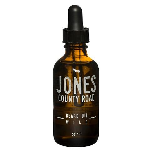 Jones County Road Beard Oil Wild - 2 oz - image 1 of 2