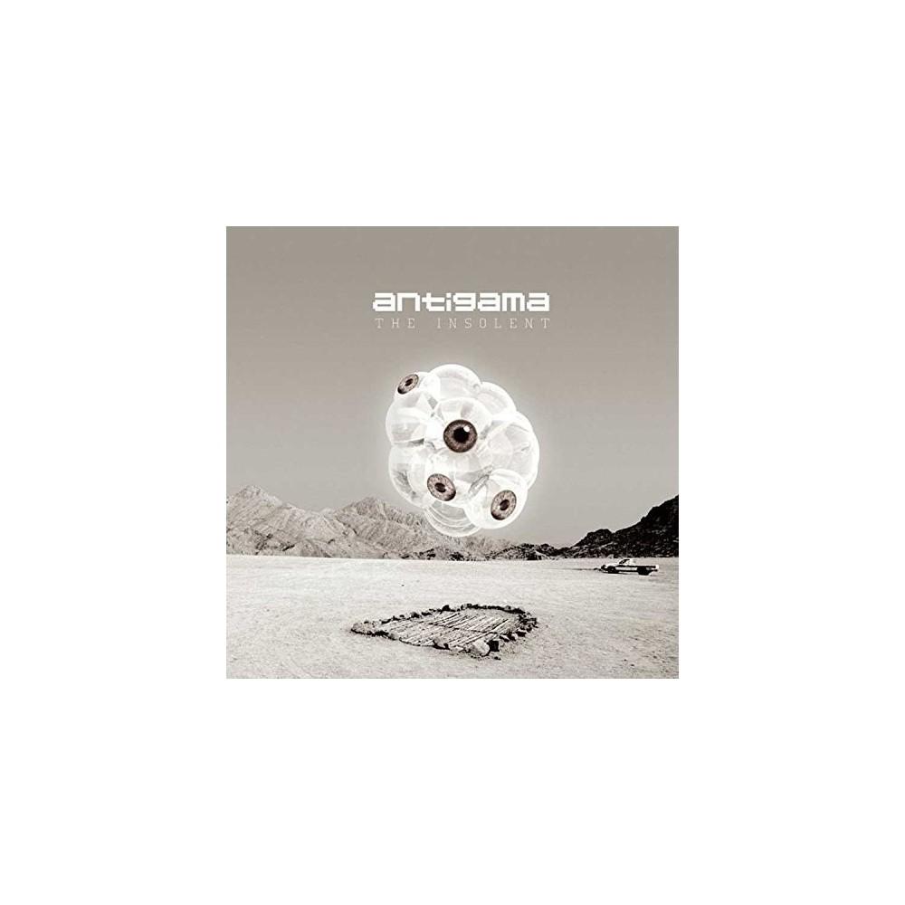 Antigama - Insolent (CD), Pop Music