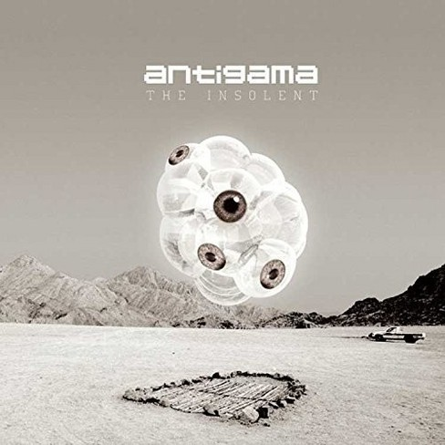 Antigama - Insolent (CD) - image 1 of 1