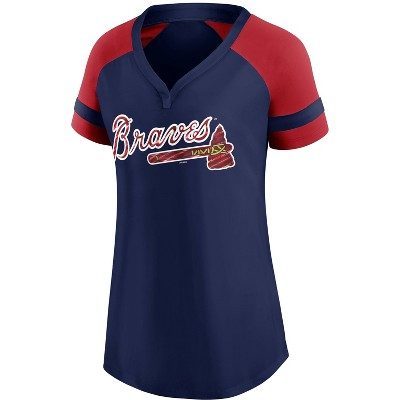 MLB Atlanta Braves Women's One Button Jersey