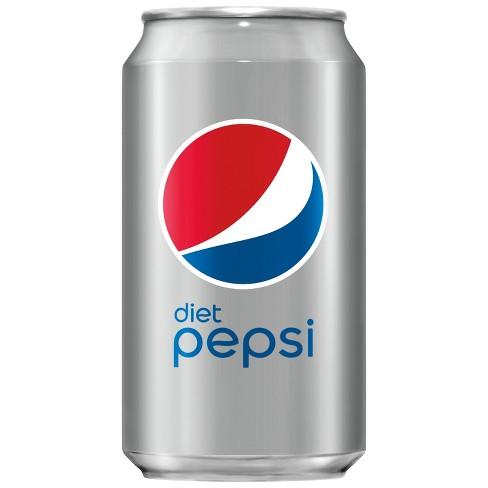 pepsi diet cola 12pk 12 fl oz cans target