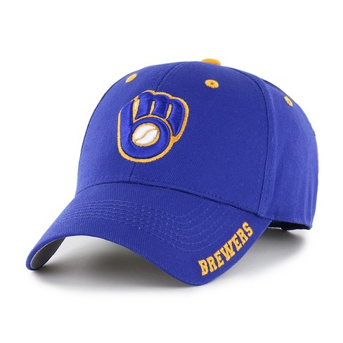 450890608f4bf ... inexpensive mlb milwaukee brewers frost adjustable cap hat by fan  favorite 02925 cb3b8 ...