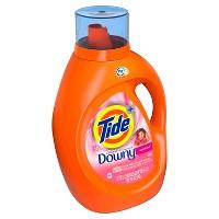 Deals on 7-Pack Tide Plus Downy April Fresh Liquid Laundry Detergent