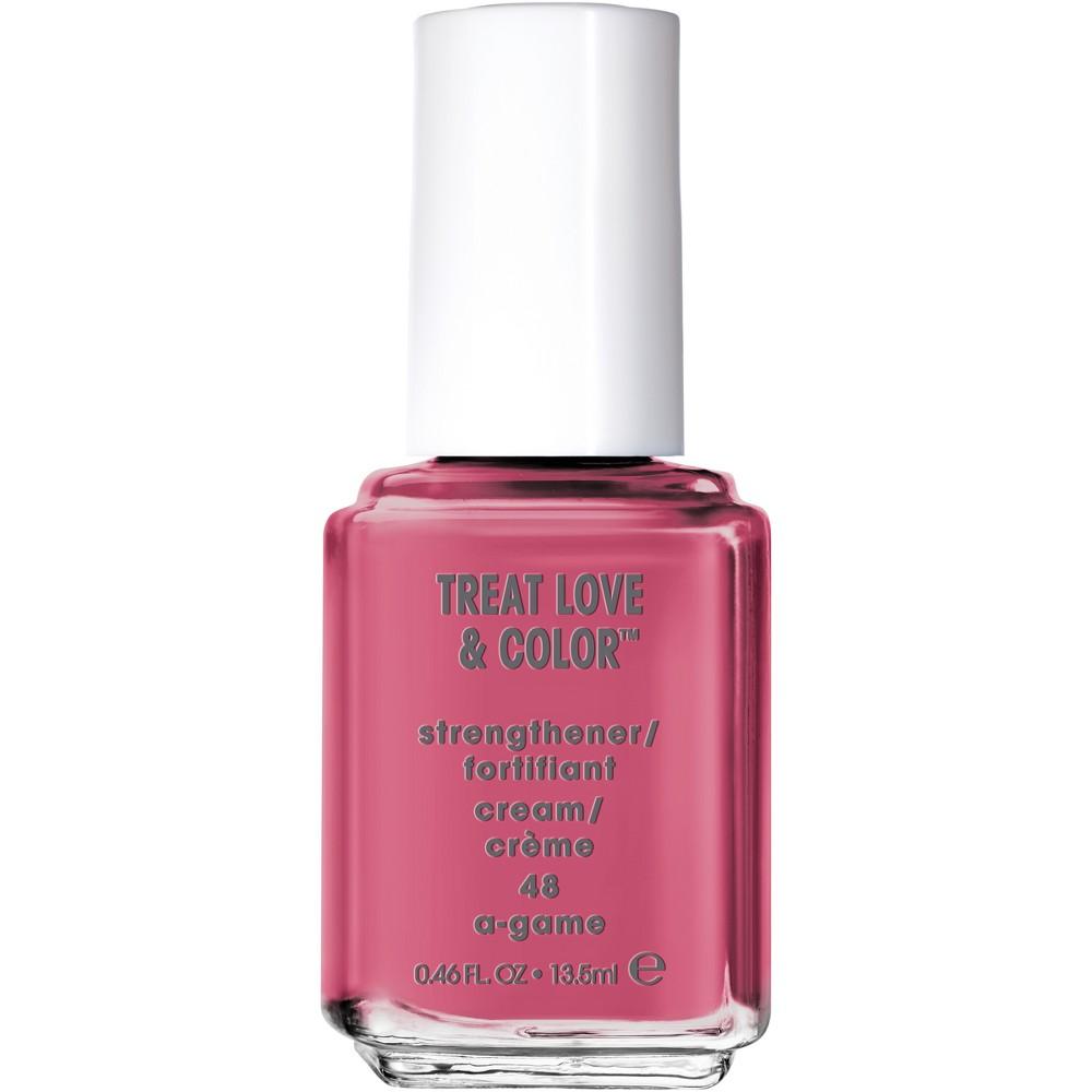 essie Treat Love & Color Nail Polish - A-Game - 0.46 fl oz