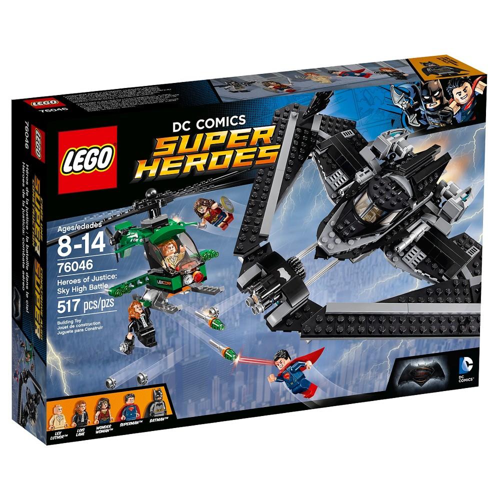 Lego Super Heroes - Heroes of Justice: Sky High Battle 76046