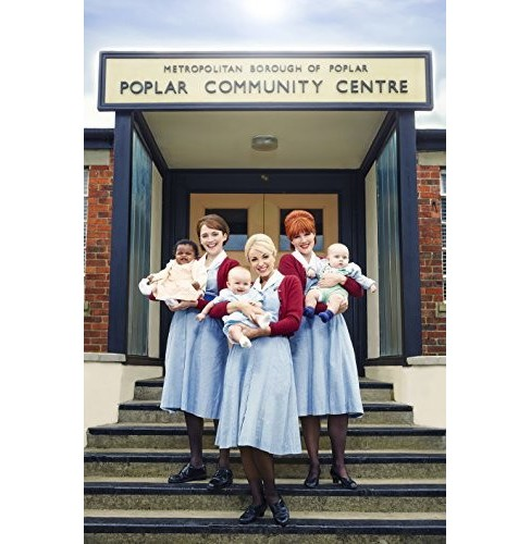 Call The Midwife:Season Six (Blu-ray) - image 1 of 1