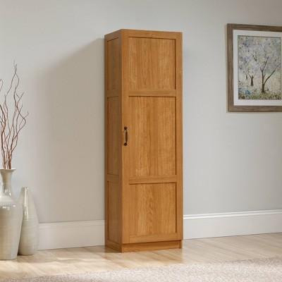 Pantry Storage Cabinet Highland Oak - Sauder