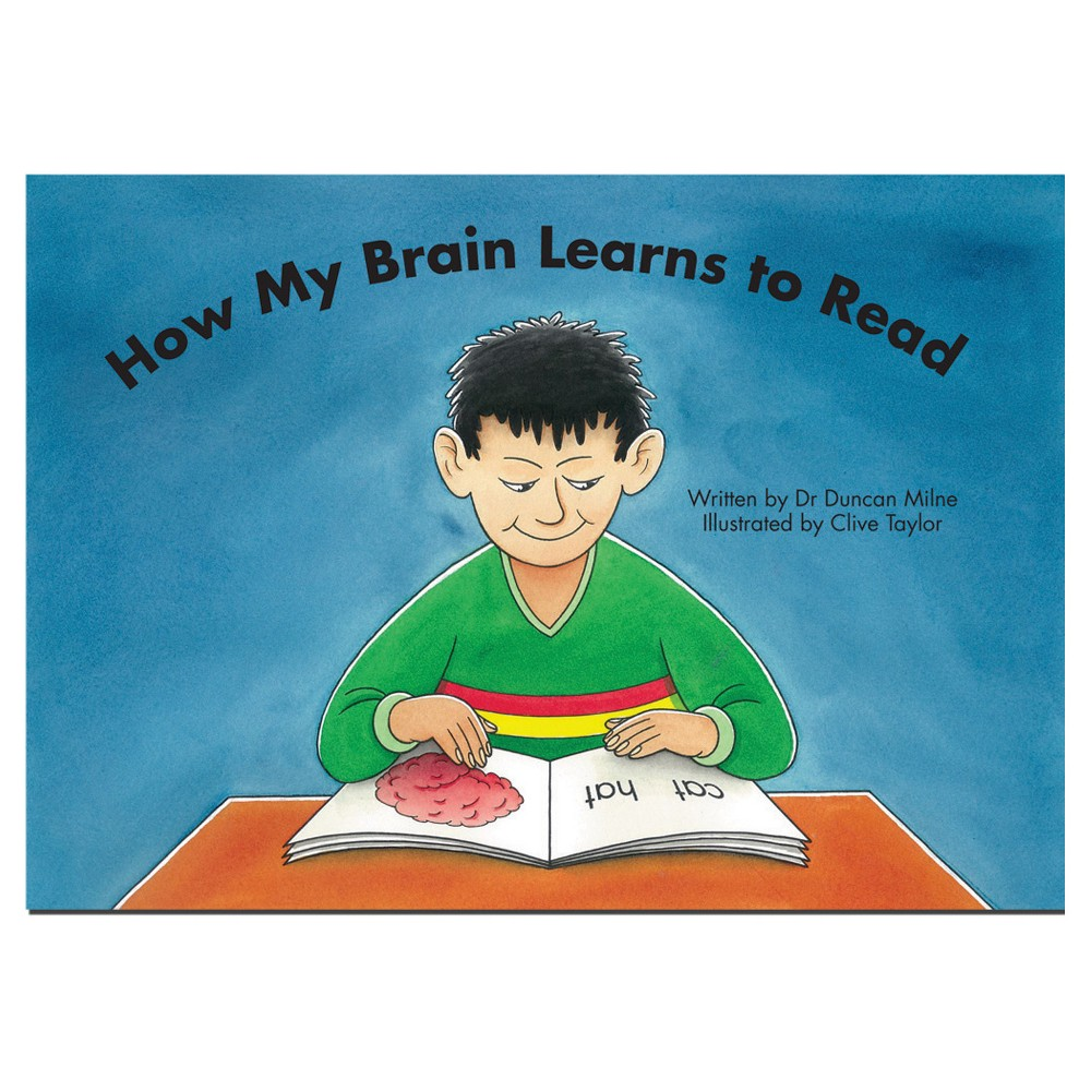 Image of Junior Learning How My Brain Learns to Read Children's Book