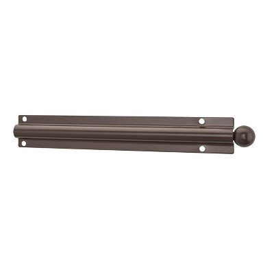 Rev-A-Shelf CVL-12-ORB 12-Inch Extendable Heavy-Gauge Metal Closet Adjustable Valet Clothes Rod Organizer with Mounting Hardware, Oil Rubbed Bronze