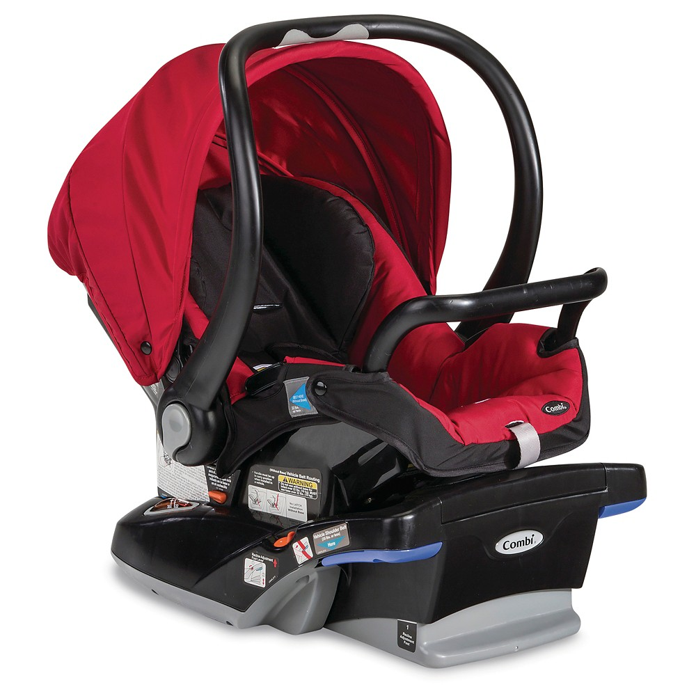 Image of Combi Shuttle Infant Car Seat - Red Chili