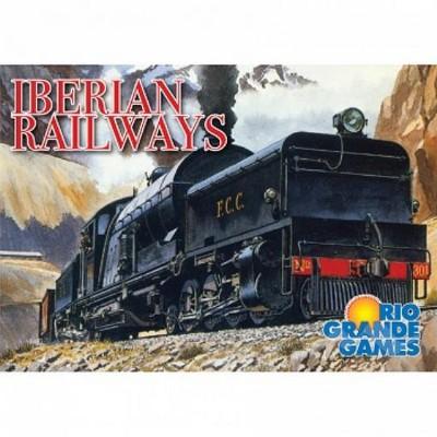 Iberian Railways (2020 Edition) Board Game