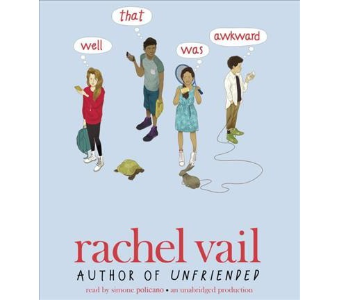 Well, That Was Awkward (Unabridged) (CD/Spoken Word) (Rachel Vail) - image 1 of 1