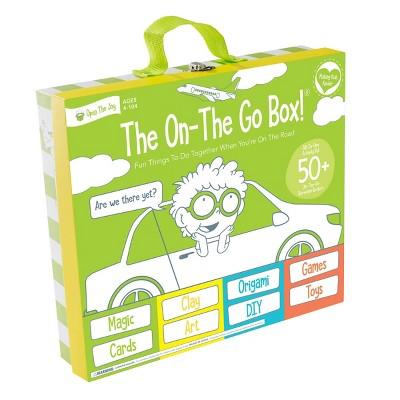 Open The Joy On-The-Go Activity Box
