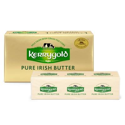 Kerrygold Pure Irish Salted Butter Sticks - 8oz