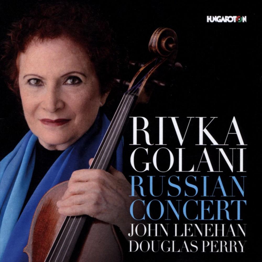 Rivka Golani - Russian Concert (CD)