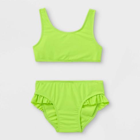 Toddler Girls' 2pc Bikini Set - Cat & Jack™ - image 1 of 2