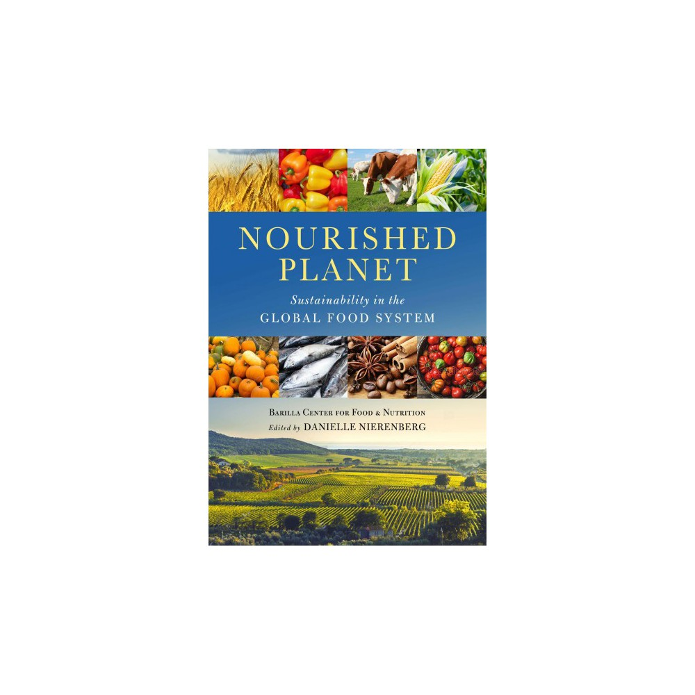 Nourished Planet : Sustainability in the Global Food System - (Paperback)