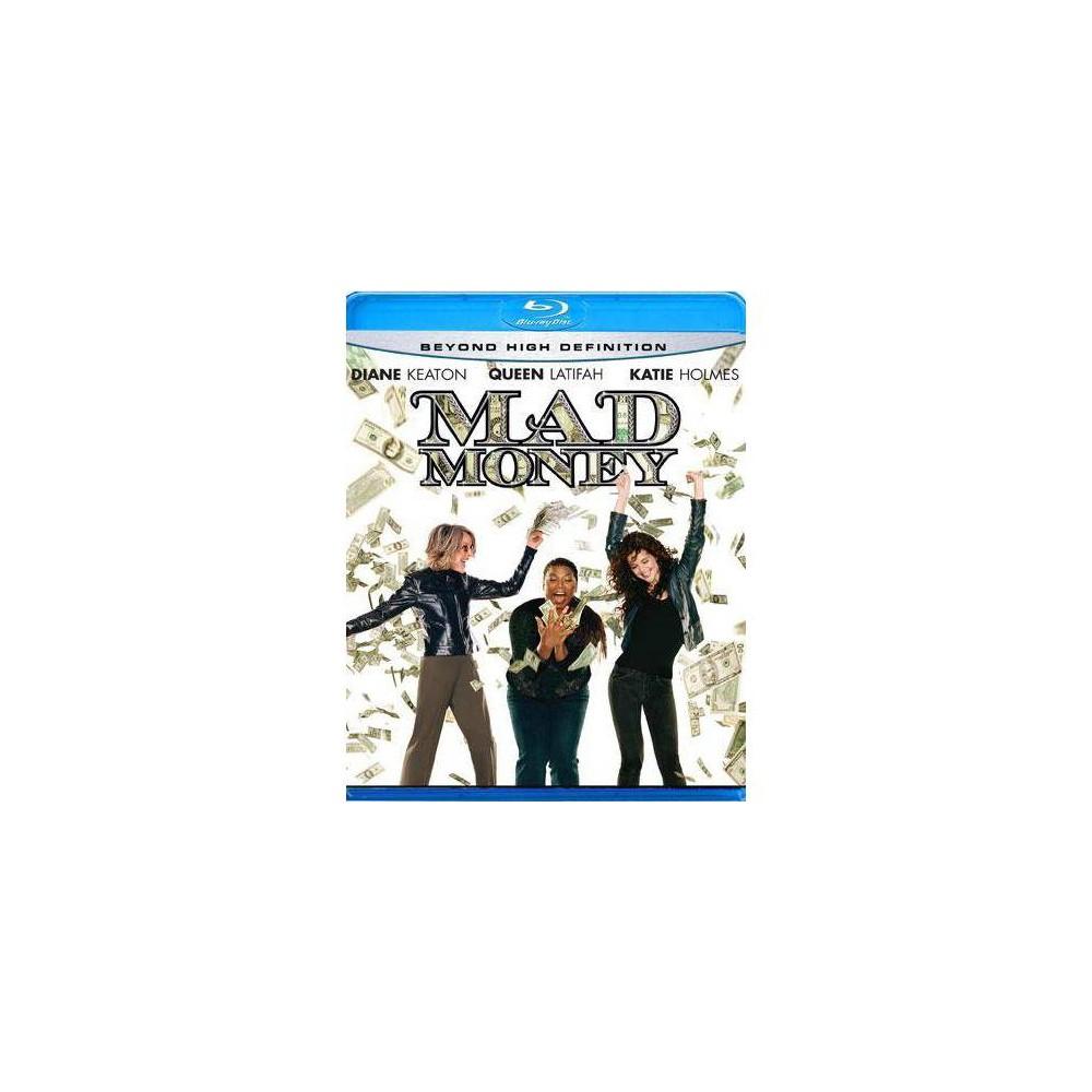 Mad Money Blu Ray 2008