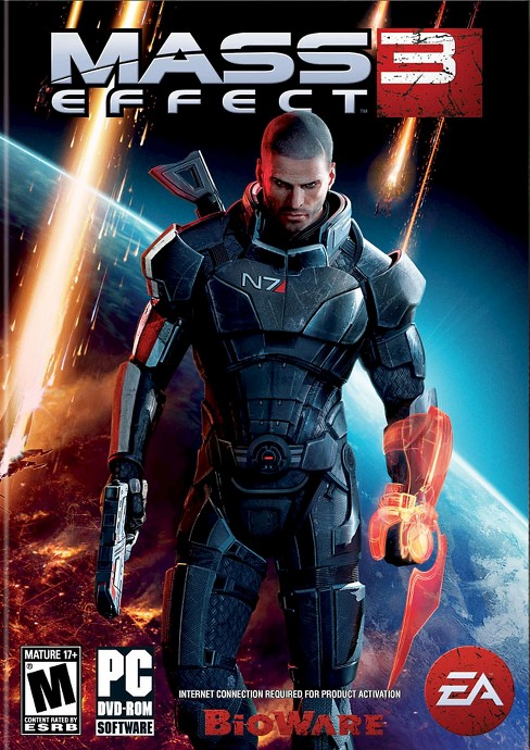 Mass Effect 3 - PC Game (Digital) - image 1 of 1