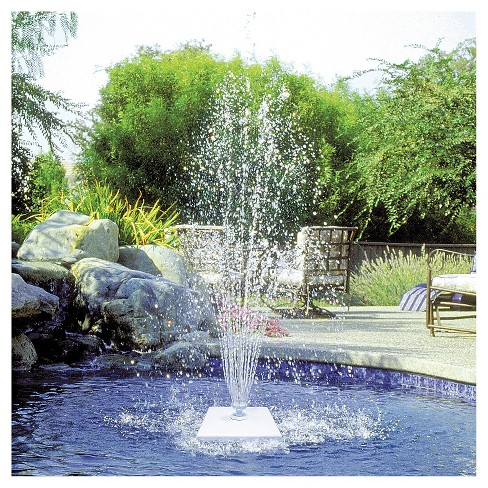 Poolmaster Grecian Floating Fountain - image 1 of 2