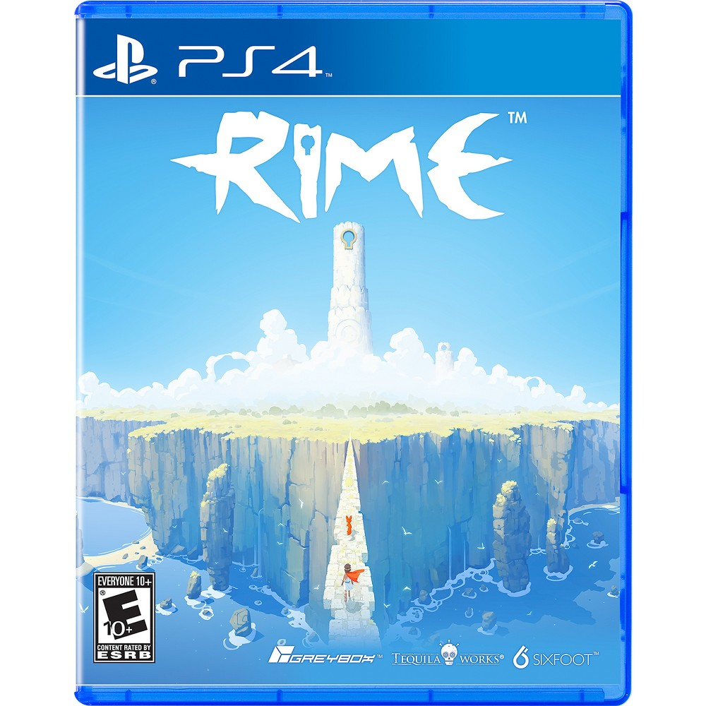 RiME PlayStation 4, Video Games