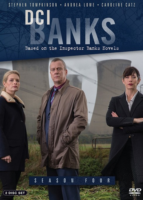 Dci banks:Season 4 (DVD) - image 1 of 1