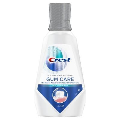Mouthwash: Crest Gum Care