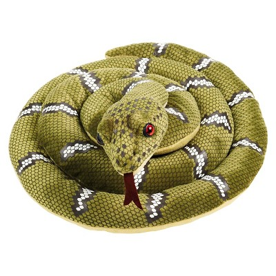 Lelly National Geographic Snake Plush Toy