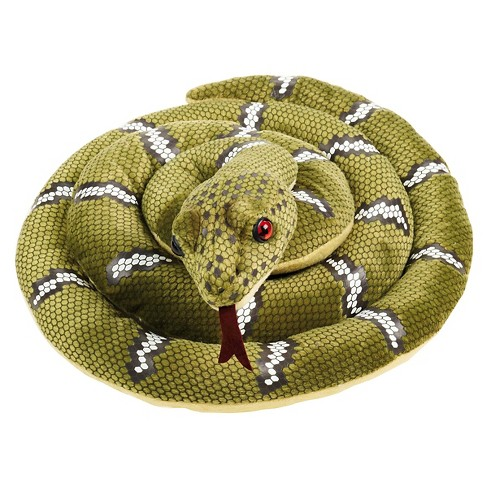 Lelly National Geographic Snake Plush - image 1 of 1