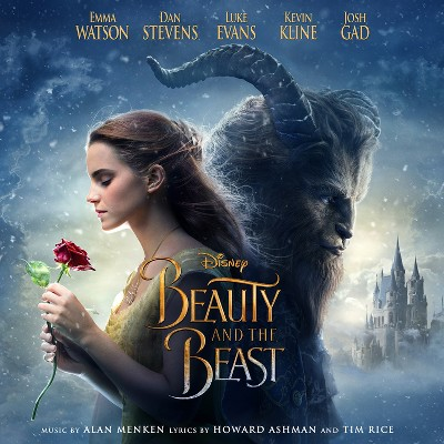 Beauty and The Beast - Soundtrack (CD)