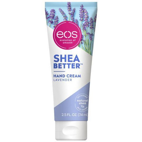eos Shea Butter Lavender Hand Cream - 2.5 fl oz - image 1 of 4
